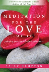Book Review: Meditation for the Love of It by SallyKempton