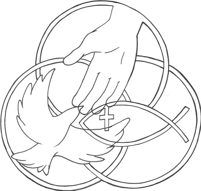 Sermon for trinity sunday jesus scribbles - Shamrock foglio da colorare ...
